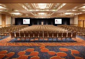 Ballroom - Marriott Hotel Airport Orlando