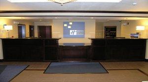 Lobby - Holiday Inn Express Belle Vernon