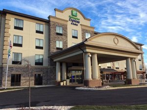 Exterior view - Holiday Inn Express Hotel & Suites Butler