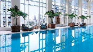 Pool - Peninsula Hotel Chicago