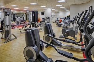 Fitness/ Exercise Room - Sheraton Miami Airport Hotel