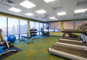 Fitness/ Exercise Room - SpringHill Suites by Marriott Council Bluffs