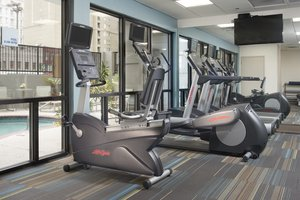 Fitness/ Exercise Room - Holiday Inn Express Downtown New Orleans