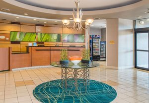 Lobby - SpringHill Suites by Marriott Prince Frederick