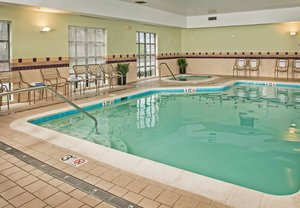 Fitness/ Exercise Room - SpringHill Suites by Marriott Prince Frederick