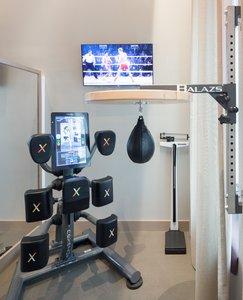 Fitness/ Exercise Room - Knickerbocker Hotel New York