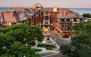 Exterior view - Oak Bay Beach Hotel Victoria