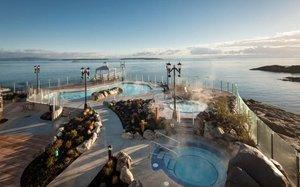 Pool - Oak Bay Beach Hotel Victoria