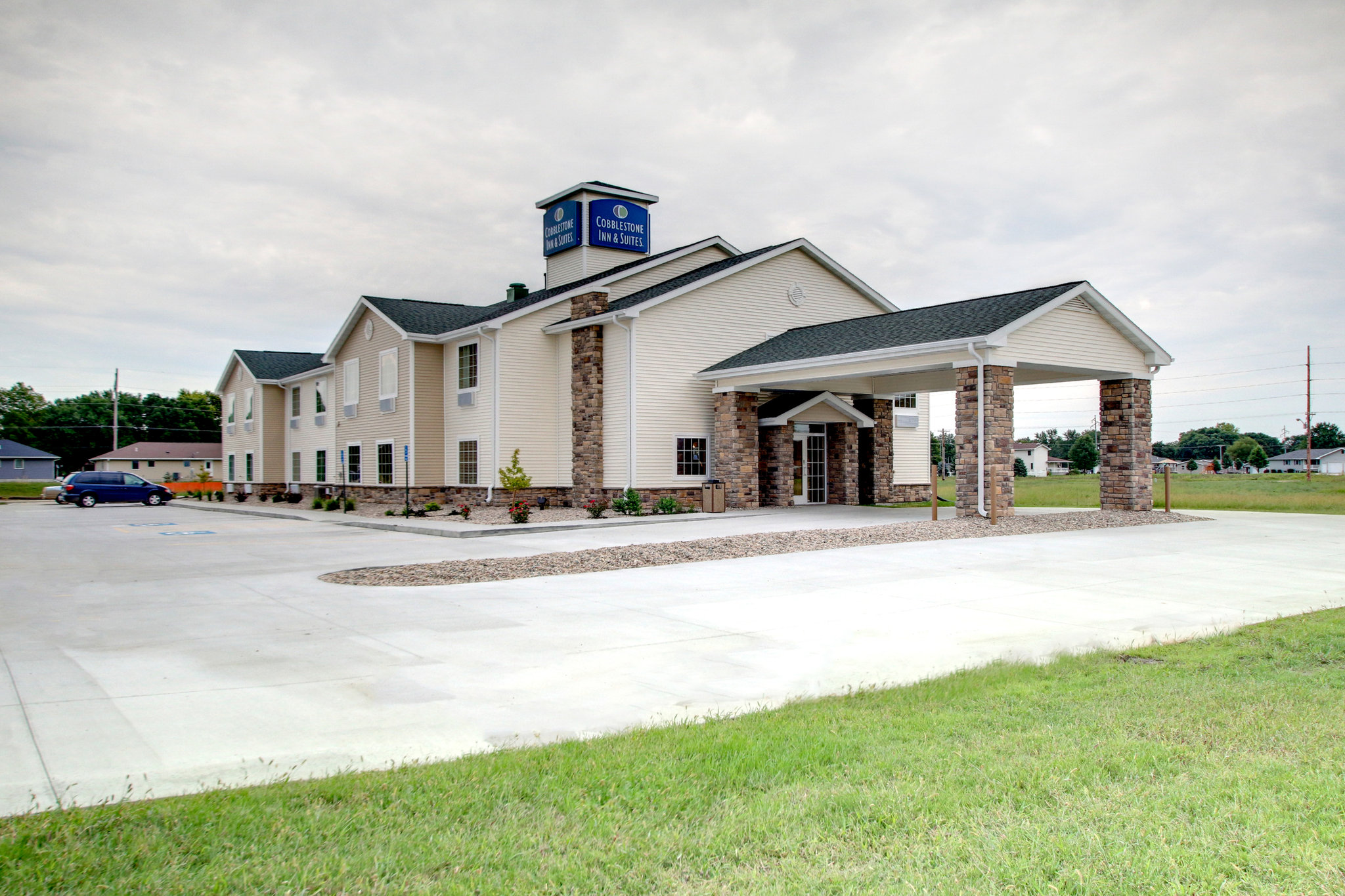 Cobblestone Inn & Suites - Schuyler
