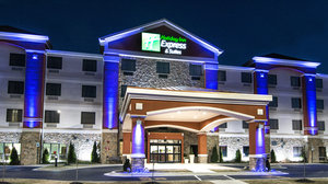 Exterior view - Holiday Inn Express Hotel & Suites Elkton