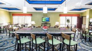 Restaurant - Holiday Inn Express Hotel & Suites Elkton