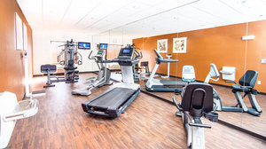 Fitness/ Exercise Room - Holiday Inn Express Hotel & Suites Elkton