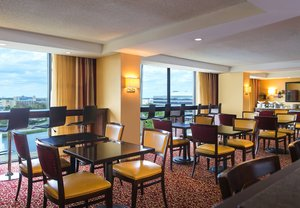 Bar - Marriott Hotel Airport Orlando