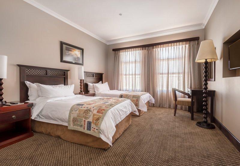 Family Room - Single/Single Bedroom