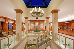 Lobby - Crowne Plaza Hotel Valley Forge King of Prussia