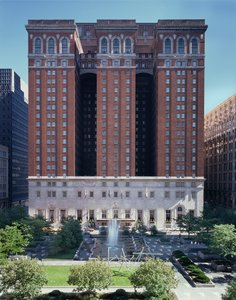 Exterior view - Omni William Penn Hotel Downtown Pittsburgh
