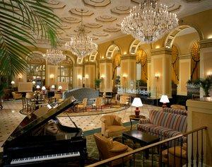 Lobby - Omni William Penn Hotel Downtown Pittsburgh
