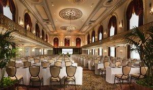 Ballroom - Omni William Penn Hotel Downtown Pittsburgh