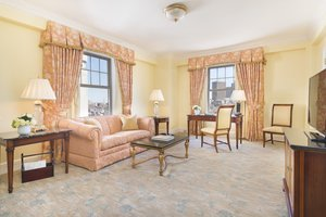 Suite - Taj Boston Hotel