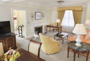 Suite - Taj Boston Hotel