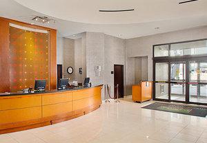 Lobby - Courtyard by Marriott Hotel Atlantic City