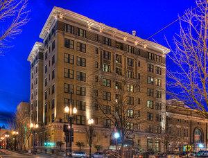 Exterior view - Hotel Deluxe Portland