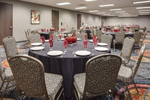 Ballroom - Holiday Inn Wichita