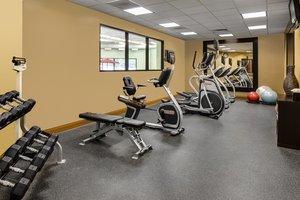 Fitness/ Exercise Room - Holiday Inn Wichita