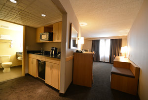 Suite - Radisson Hotel Red Deer