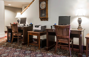 Conference Area - Comfort Inn & Suites at Maplewood Montpelier
