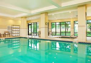 Fitness/ Exercise Room - Courtyard by Marriott Hotel Gettysburg