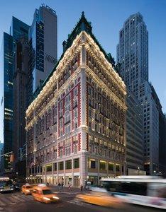 Exterior view - Knickerbocker Hotel New York