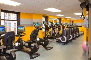 Fitness/ Exercise Room - Roosevelt Hotel New York