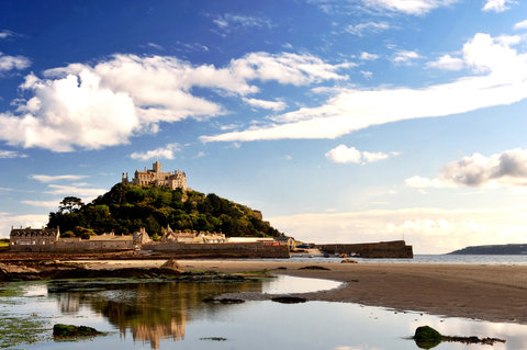 St. Michael\'s Mount - local attraction