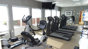 Fitness/ Exercise Room - Holiday Inn Express Hotel & Suites Tuscaloosa