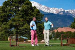 Golf - Garden of the Gods Club & Resort Colorado Springs