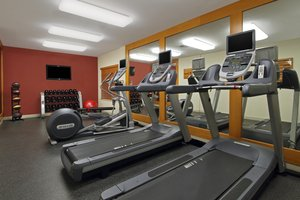 Fitness/ Exercise Room - Homewood Suites by Hilton The Woodlands
