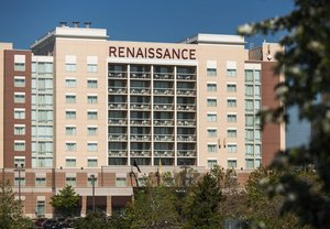 Exterior view - Renaissance Meadowlands Hotel Rutherford