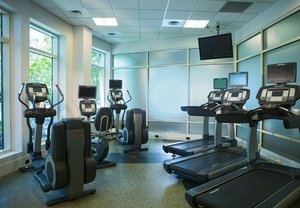 Fitness/ Exercise Room - Renaissance Meadowlands Hotel Rutherford
