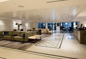 Lobby - Marriott at Lakeway Hotel Metairie
