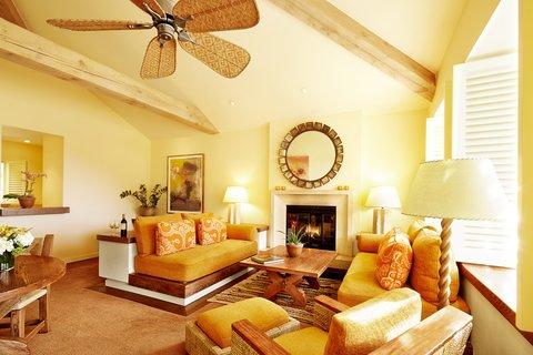 Auberge Suite Living Space