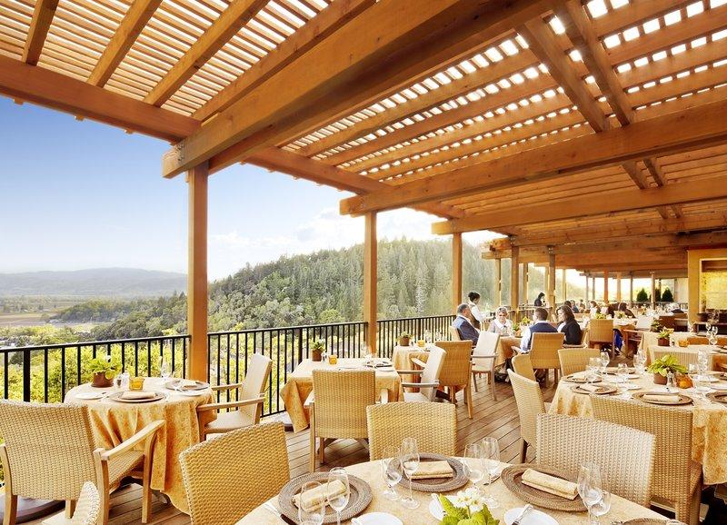 Auberge Restaurant Terrace