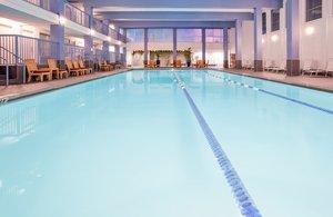 Pool - Crowne Plaza Hotel Bloomington
