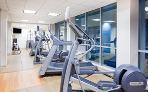 Fitness/ Exercise Room - Crowne Plaza Hotel Bloomington