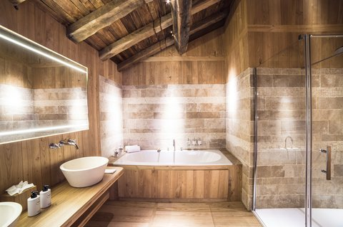 Longere Automne - bathroom