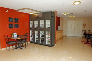 Lobby - Candlewood Suites Meridian Business Englewood
