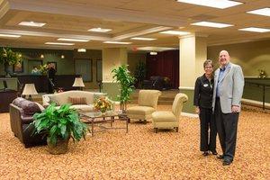 Lobby - Hotel Lancaster