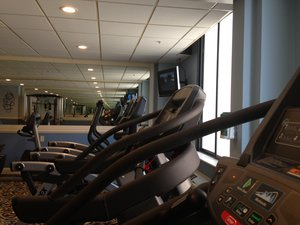 Fitness/ Exercise Room - Hotel Lancaster