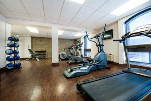 Fitness/ Exercise Room - Victoria Inn & Conference Centre Winnipeg