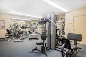Fitness/ Exercise Room - Candlewood Suites Cranberry Township